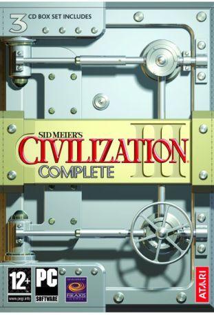 Sid Meier's Civilization III Complete - wersja cyfrowa