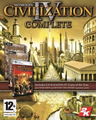 Sid Meier's Civilization IV Complete Edition - wersja cyfrowa