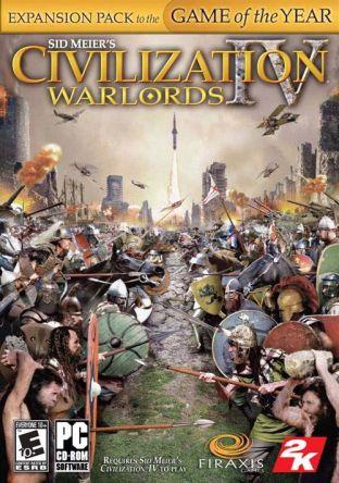 Civilization IV: Warlords - wersja cyfrowa