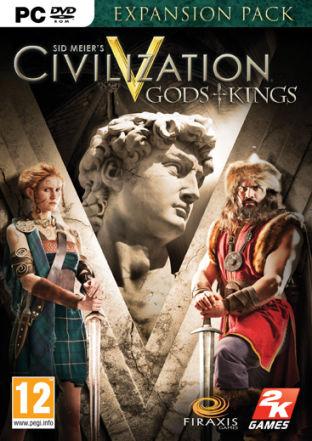 Civilization V: Bogowie i Królowie DLC MAC