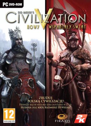 Civilization V: Nowy Wspaniały Świat DLC MAC