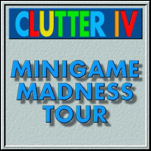 Clutter IV: Minigame Madness Tour - wersja cyfrowa