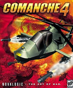Comanche 4 - wersja cyfrowa