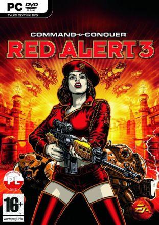 Command & Conquer: Red Alert 3 - wersja cyfrowa