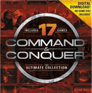 Command & Conquer: The Ultimate Collection - wersja cyfrowa