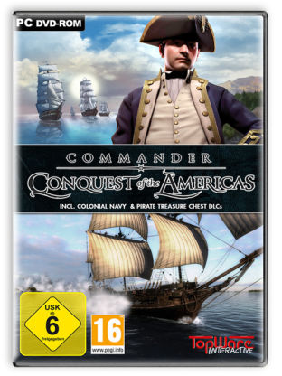 Commander: Conquest of the Americas Gold - wersja cyfrowa