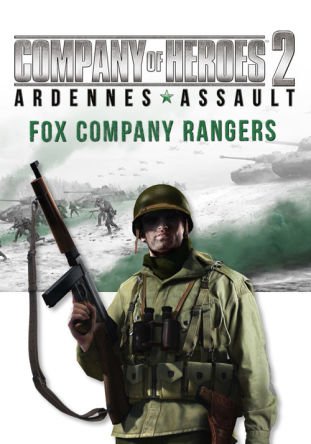 Company of Heroes 2 - Ardennes Assault: Fox Company Rangers - DLC