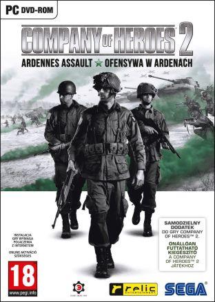 Company of Heroes 2: Ofensywa w Ardenach - wersja cyfrowa