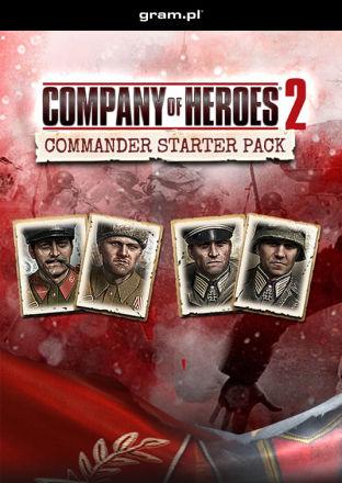 Company of Heroes 2: Starter Commander Bundle - DLC