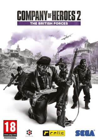 Company of Heroes 2: The British Forces - wersja cyfrowa