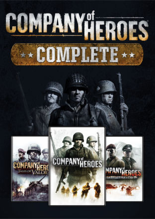 Company of Heroes Complete Pack - wersja cyfrowa