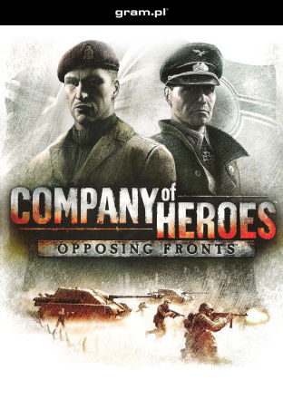Company of Heroes: Opposing Fronts - DLC