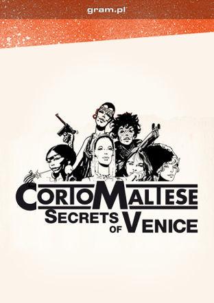 Corto Maltese and the Secrets of Venice - wersja cyfrowa