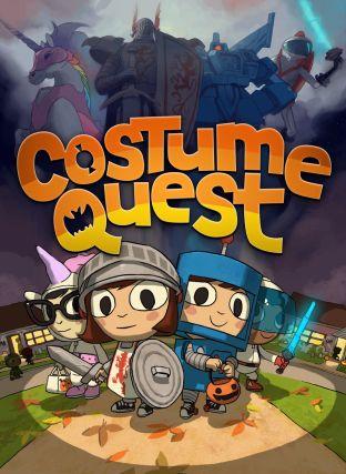 Costume Quest - wersja cyfrowa