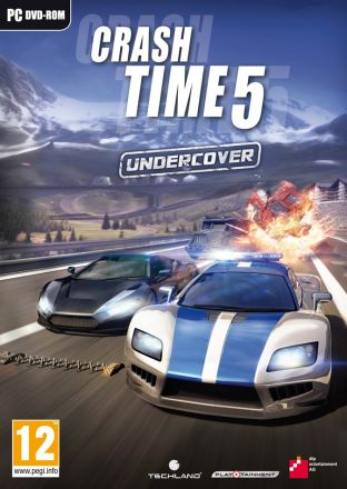Crash Time 5: Undercover - wersja cyfrowa