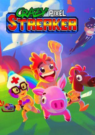 Crazy Pixel Streaker - wersja cyfrowa