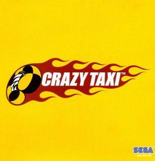Crazy Taxi - wrsja cyfrowa