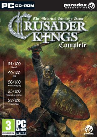Crusader Kings Complete - wersja cyfrowa