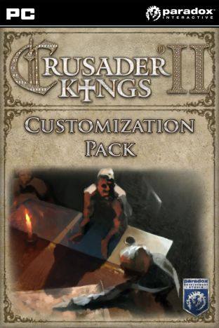 Crusader Kings II: Customization Pack - DLC
