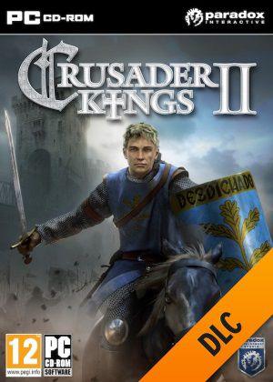 Crusader Kings II: Dynasty Shields - DLC