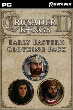 Crusader Kings II: Early Eastern Clothing Pack - DLC