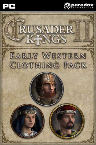 Crusader Kings II: Early Western Clothing Pack - DLC
