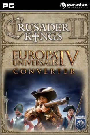 Crusader Kings II: Europa Universalis IV Converter - wersja cyfrowa