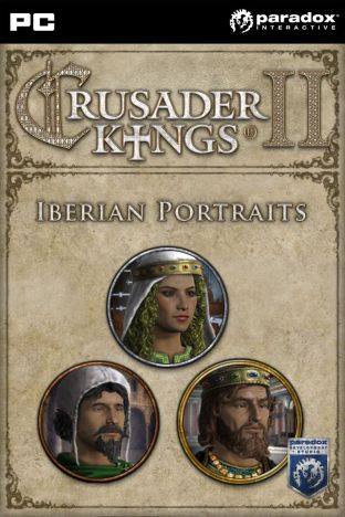 Crusader Kings II: Iberian Portraits - DLC