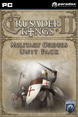 Crusader Kings II: Military Orders Unit Pack - wersja cyfrowa