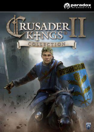 Crusader Kings II Collection - wersja cyfrowa