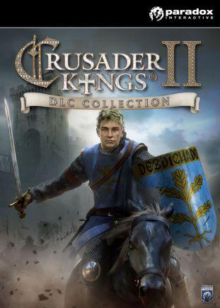 Crusader Kings II DLC Collection - wersja cyfrowa