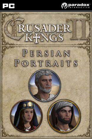 Crusader Kings II: Persian Portraits - wersja cyfrowa