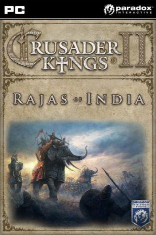Crusader Kings II: Rajas of India (zawiera Indian Portraits i Indian Unit Packs) - wersja cyfrowa