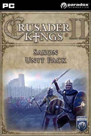 Crusader Kings II - Saxon Unit Pack - wersja cyfrowa