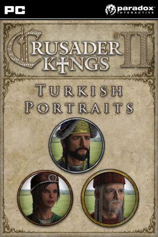 Crusader Kings II: Turkish Portraits - wersja cyfrowa