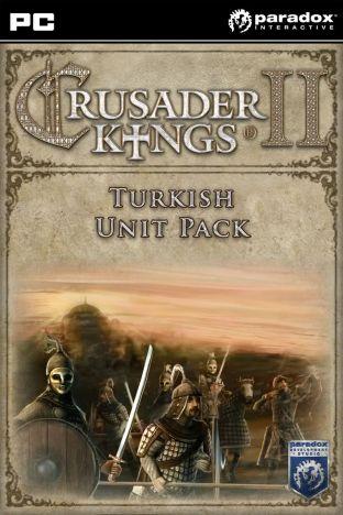 Crusader Kings II: Turkish Unit Pack - wersja cyfrowa