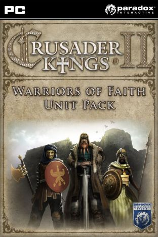 Crusader Kings II: Warriors of Faith Unit Pack - wersja cyfrowa