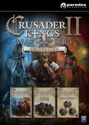 Crusader Kings II: Way of Life Collection - wersja cyfrowa