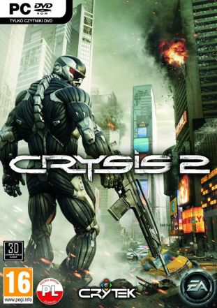Crysis 2 Game of the Year Edition - wersja cyfrowa