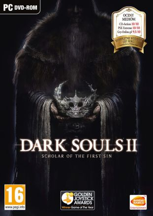 Dark Souls II: Scholar of the First Sin - wersja cyfrowa