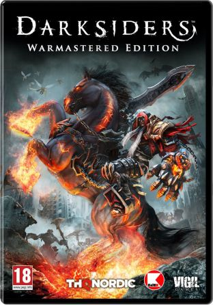 Darksiders Warmastered Edition - wersja cyfrowa