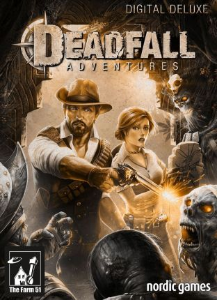 Deadfall Adventures - Digital Deluxe Edition - wersja cyfrowa