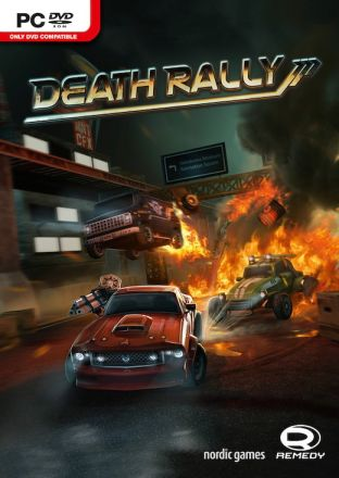 Death Rally - wersja cyfrowa