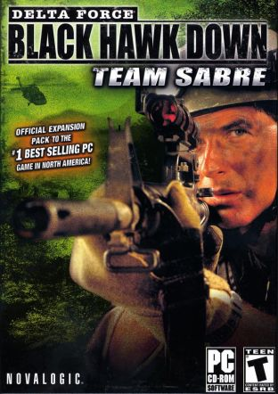 Delta Force - Black Hawk Down: Team Sabre - wersja cyfrowa