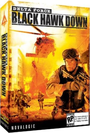 Delta Force: Black Hawk Down - wersja cyfrowa