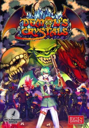 Demons Crystals - wersja cyfrowa