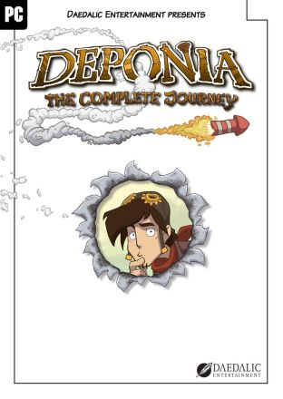 Deponia - The Complete Journey - wersja cyfrowa
