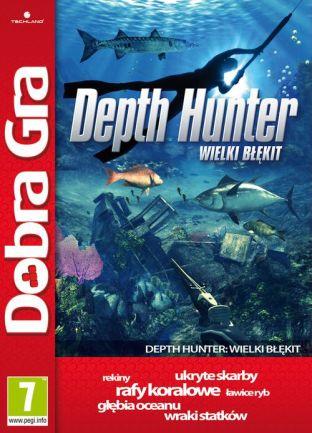 Depth Hunter: Wielki Błękit - wersja cyfrowa