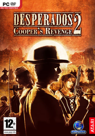 Desperados 2: Coopers Revenge - wersja cyfrowa