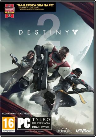 Destiny 2 - wersja cyfrowa